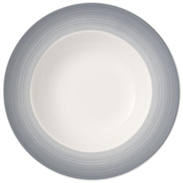Colourful Life Cosy Grey Piatto fondo 25cm, , large