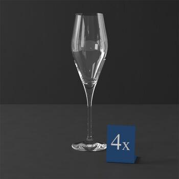 La Divina calice da champagne, 4 pezzi