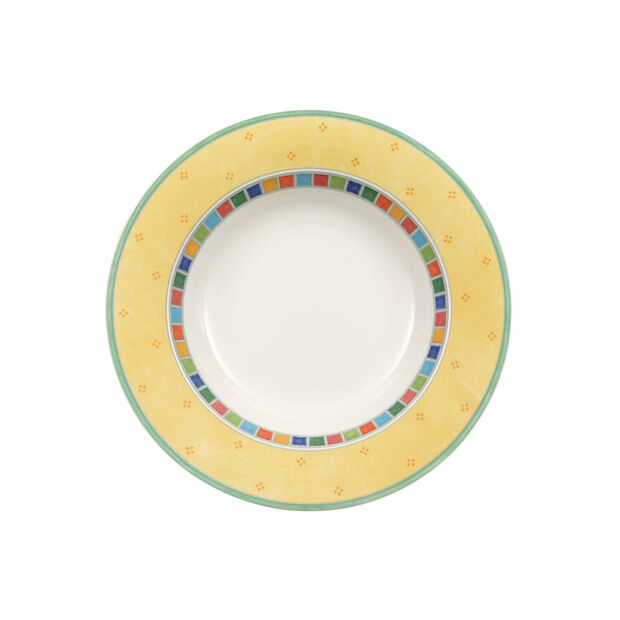 Twist Alea Limone Piatto fondo 24cm, , large