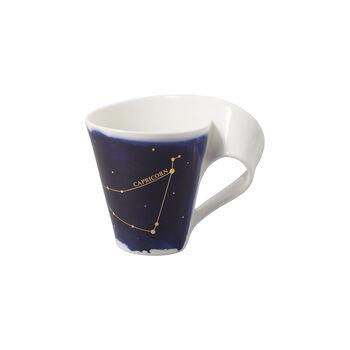 NewWave Stars tazza Capricorno, 300 ml, blu/bianco