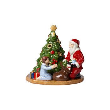 Christmas Toys Farol, reparto de regalos 15x14x14cm