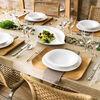 New Cottage Special Serve Salad plato para servir de 50 x 30 cm, , large