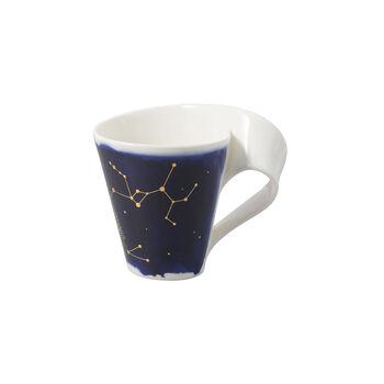 NewWave Stars tazza Sagittario, 300 ml, blu/bianco