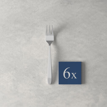 Daily Line set di forchette da dessert 6 pz. 147 mm