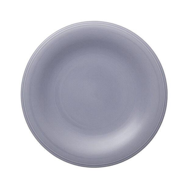 Color Loop Blueblossom piatto piano 28x28x3cm, , large