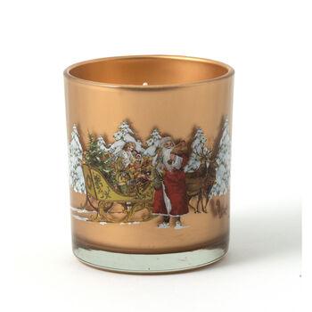 Winter Specials Babbo Natale con slitta 7,5x9,5cm