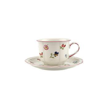 Petite Fleur set da cappuccino 2 pezzi