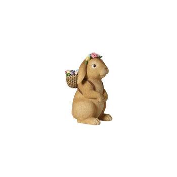 Spring Fantasy Accessories Portacandela coniglietto 10,5x13,4x19,3cm