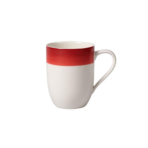 Colourful Life Deep Red tazza grande da caffè, , large