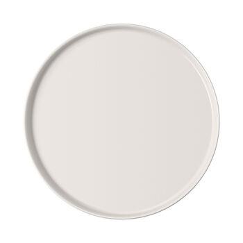 Iconic piatto universale, bianco, 24 x 2 cm