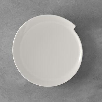 NewWave plato de desayuno redondo