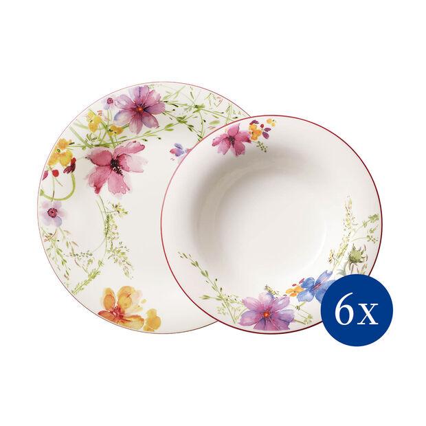 Mariefleur Basic servicio de mesa 12 piezas, , large