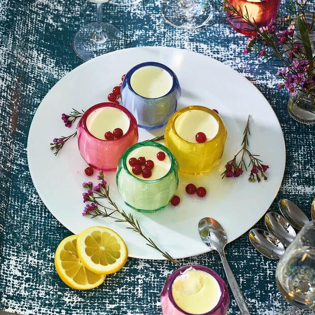 Coloured DeLight portacandeline piccolo Noble Rose, , large