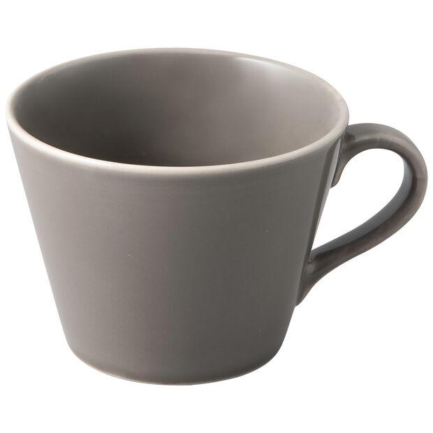 Organic Taupe taza de café, marrón topo, 12 x 9,5 x 7 cm, , large