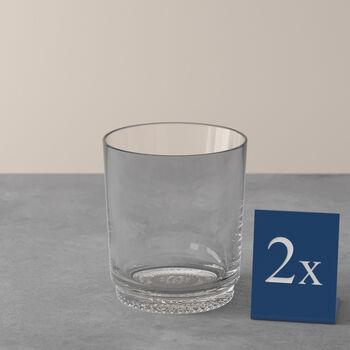 like by Villeroy & Boch it's my match set de vasos de agua, transparente, 9 x 10 cm, 2 unidades