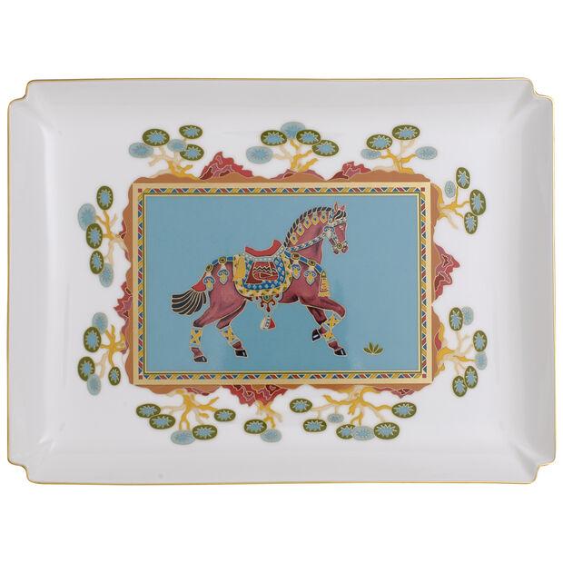 Samarkand Aquamarine Gifts fuente decorativa grande, , large