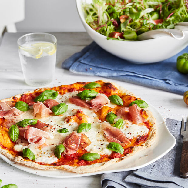 Pizza Passion piatto per pizza set da 2, , large