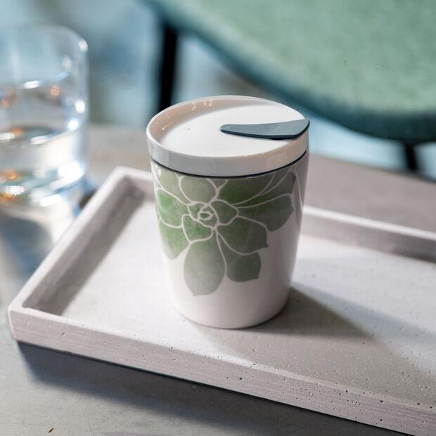 Coffee To Go tazza mug da viaggio S pianta succulenta, , large
