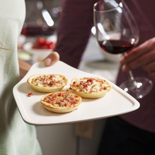 Pizza Passion piatto per tranci di pizza set da 2, , large