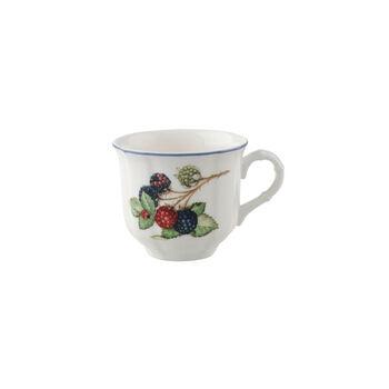 Cottage taza de café