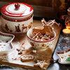 Winter Bakery Delight scodella con motivo di stella cadente, , large