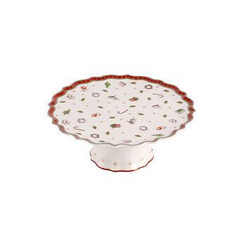 Toy's Delight piatto da torta piccolo su piedistallo