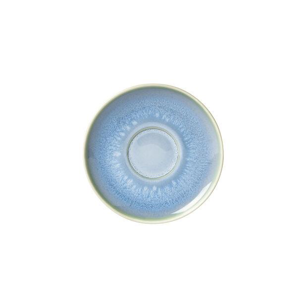 Crafted Blueberry platillo para taza de café, turquesa, 15 cm, , large
