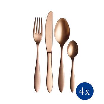 Manufacture Cutlery posate da tavola 16 pezzi
