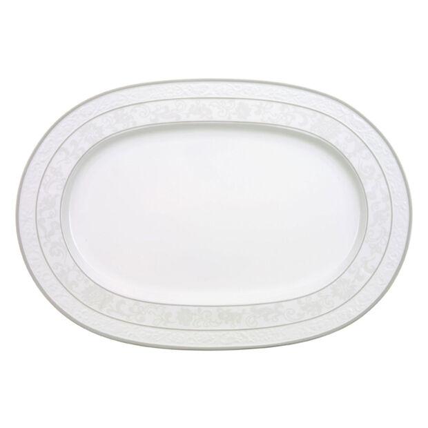 Gray Pearl piatto ovale 41 cm, , large