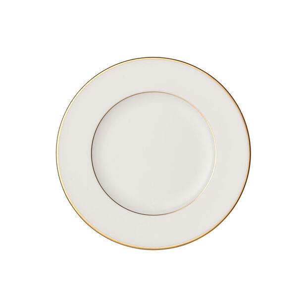 Anmut Gold piatto da pane, diametro 16 cm, bianco/oro, , large