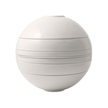 Iconic La Boule white, bianco