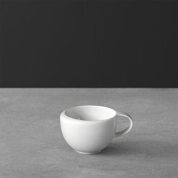 NewMoon tazzina da caffè, 100 ml, bianco