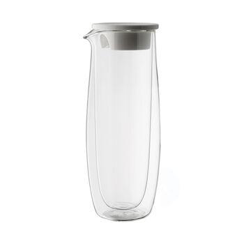 Artesano Hot&Cold Beverages Caraffa vetro con coperchio