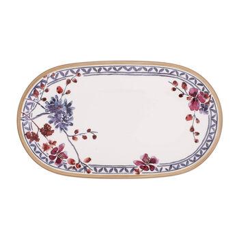 Artesano Provençal Lavanda piatto da pesce ovale 43x30 cm