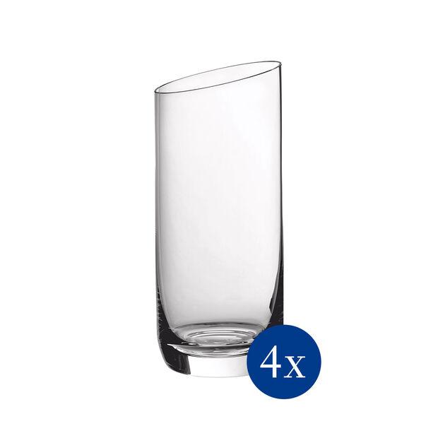 NewMoon set di bicchieri da long drink, 370 ml, 4 pezzi, , large