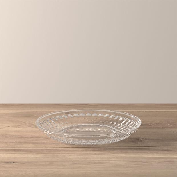 Boston piatto da insalata e da dessert, fumo, 21 cm, , large