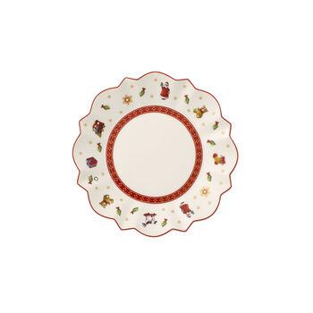 Toy's Delight piatto da pane bianco