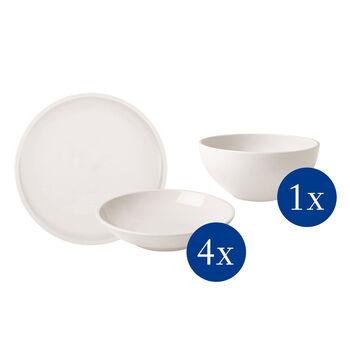 Artesano Original set de mesa de 9 piezas