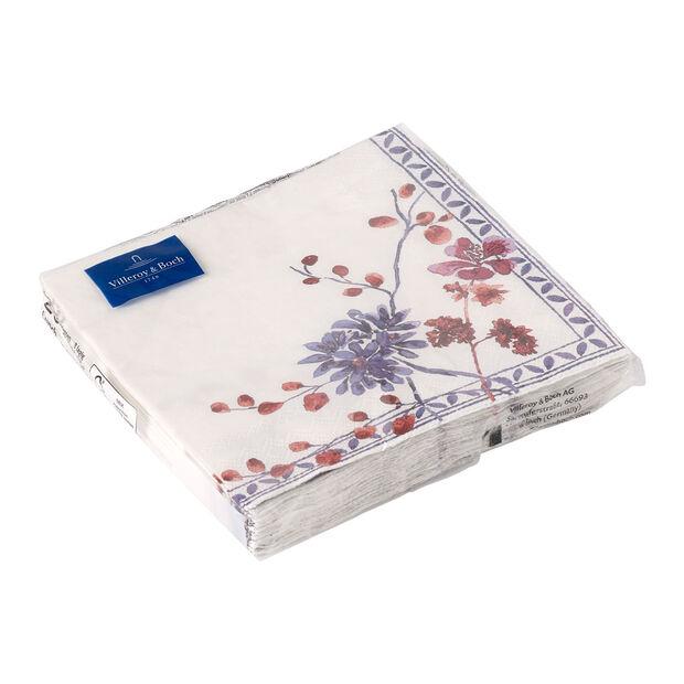 Servilletas de papel Artesano Provencal Lavendel, 20 unidades, 33x33cm, , large