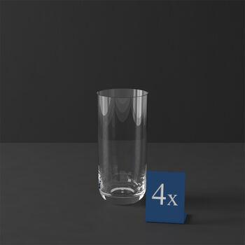 La Divina vaso largo, 4 unidades