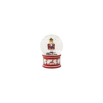 Christmas Toys Bola de nieve grande, 2021 13x13x17cm