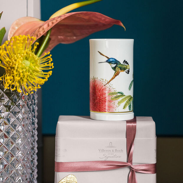 Amazonia Gifts Portacandelina 7,5x7,5x13cm, , large