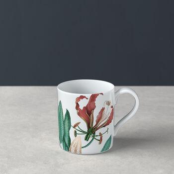 Taza de café Avarua, 210 ml, blanco/multicolor