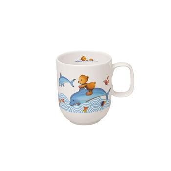Happy as a Bear Bicchiere per bambini grande 11,5x8x9,5cm