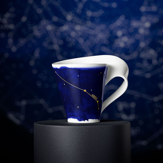 NewWave Stars tazza Ariete, 300 ml, blu/bianco, , large