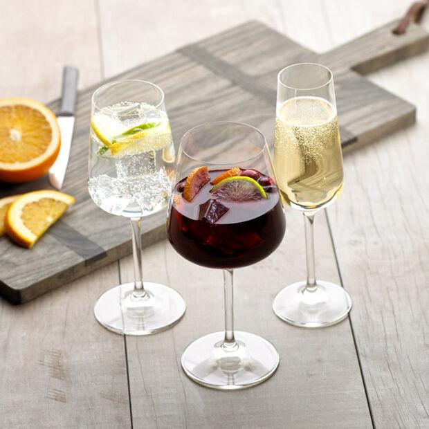 Ovid bicchiere da spumante set da 4, , large