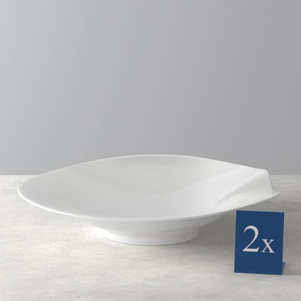 Pasta Passion Piatto per pasta L Set 2 pezzi 30,5cm, , large