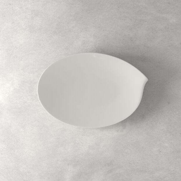 Flow fuente ovalada 36 cm, , large
