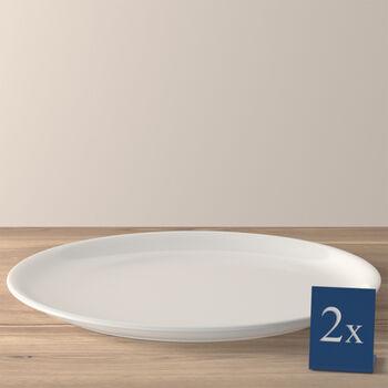Vapiano piatto da pizza set da 2