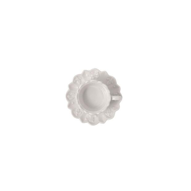 Toy's Delight Royal Classic Decoration portavelas de té con forma de taza de café, 10 x 4 cm, , large